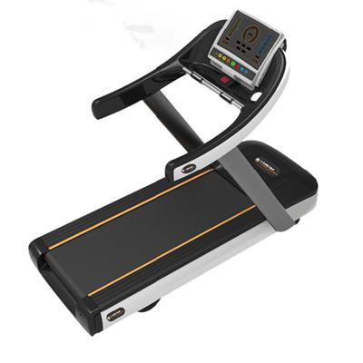 techno gym treadmill incline heavy weight